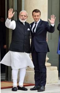 PM MODI FRANCE